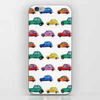 italian iPhone & iPod Skins featuring Italian cars  by Katerina Izotova Art Lab