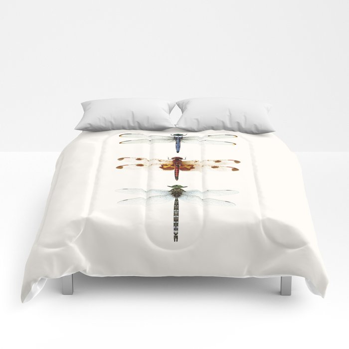 Dragonfly Collector Comforters