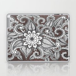Thrive (Brown) Laptop & iPad Skin