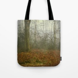alterNatives - forest panorama Tote Bag