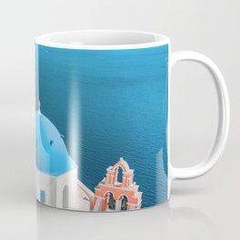 Santorini Europe travel destination Coffee Mug