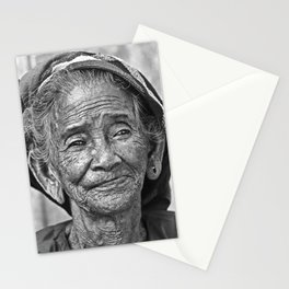 Once upon a Time in VIETNAM Stationery Cards
