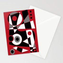 Abstract #505 Stationery Cards