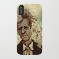 lynch iPhone & iPod Cases featuring Lynch by Davel F. Hamue