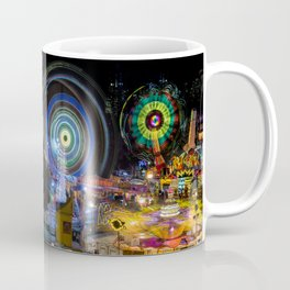 Fairground Attraction panorama Coffee Mug