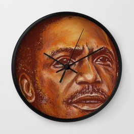"""shaft""always! Wall Clock"