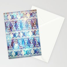 Tribal Storm Stationery Cards