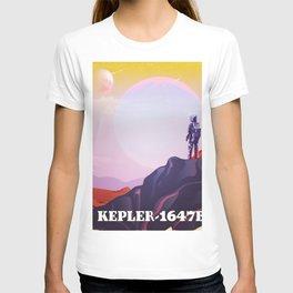 kepler - 1647 B T-shirt