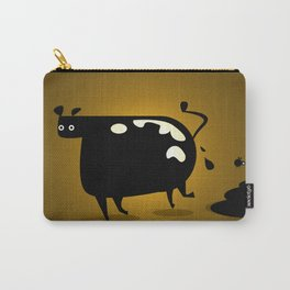 COW MANURE Carry-All Pouch