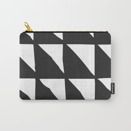Tribal Print B&W- 01 Carry-All Pouch