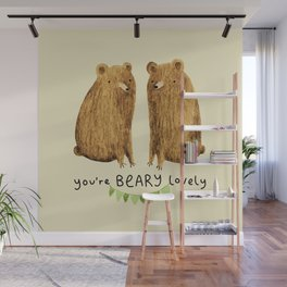 Beary Lovely Wall Mural