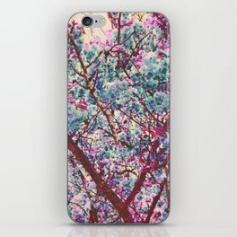 Dogwood Mixed Tones iPhone Skin