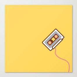Cassette Fever Canvas Print