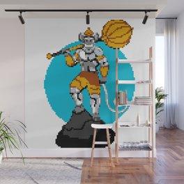 Hanuman Pixel Art Wall Mural