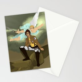 I will always protect you Stationery Cards