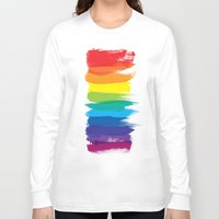 pride Long Sleeve T-shirts featuring Pride by Blind River