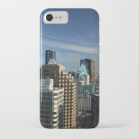 skyline iPhone & iPod Cases featuring Skyline by Chris Root
