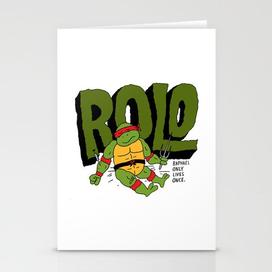 ROLO Stationery Cards