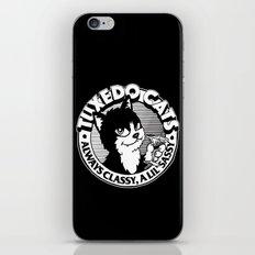 Tuxedo Cats iPhone & iPod Skin