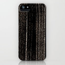 Bronze Maple Syrup iPhone Case