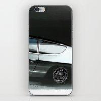 lamborghini iPhone & iPod Skins featuring Lamborghini Espada by Vadim Artemyev