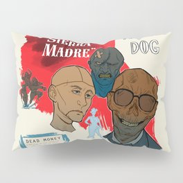 Dead Money Pillow Sham