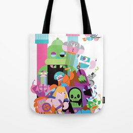 He-Man & the masters of the universe Tote Bag