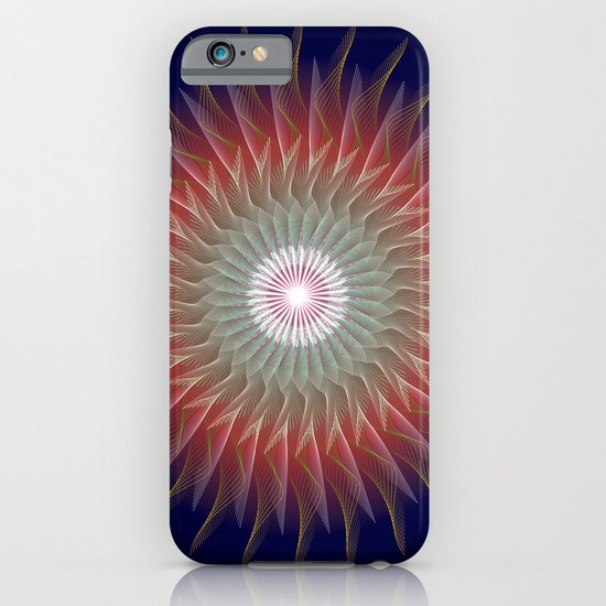Flaming Desire iPhone & iPod Case