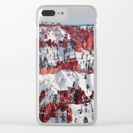 Bryce Canyon - Sunset Point III Clear iPhone Case