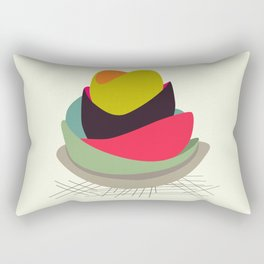 Retro Tom Kha #society6 #decor #buyart Rectangular Pillow