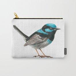Fairy wren bird Carry-All Pouch