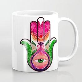 hummingbird hamsa Coffee Mug