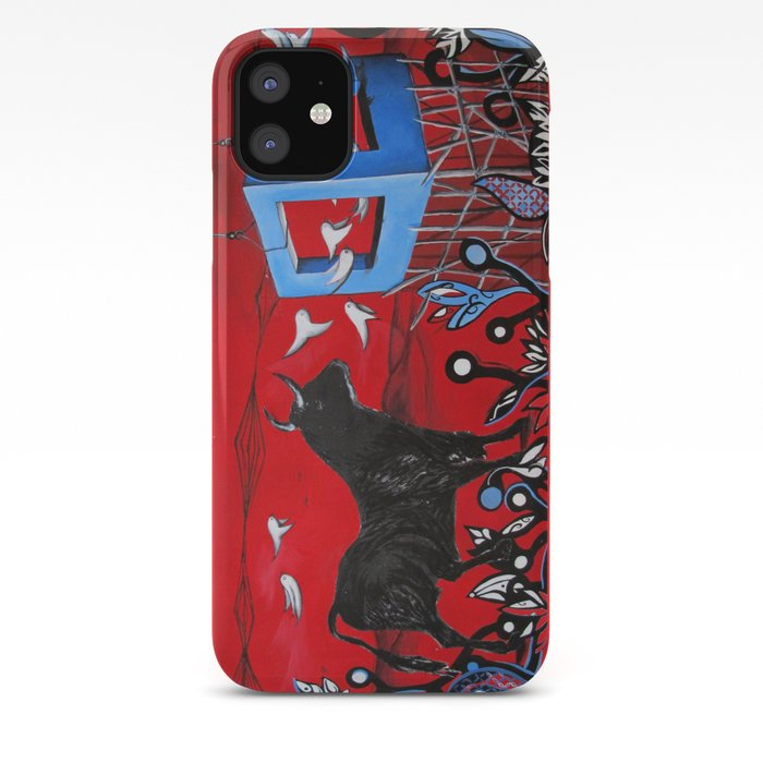 Trapped iphone 11 case