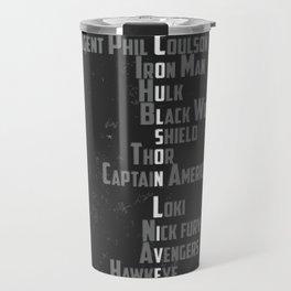 Coulson Lives Travel Mug