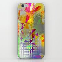 holiday iPhone & iPod Skins featuring holiday by David Mark Lane