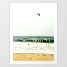sky flyer Art Print
