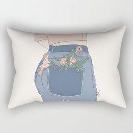 Pot Pants Rectangular Pillow
