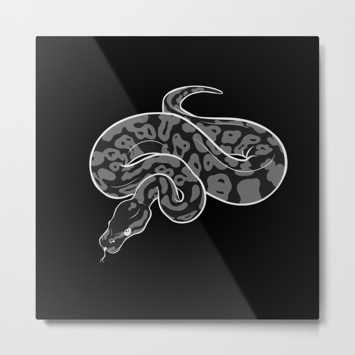 Scale baby Metal Print