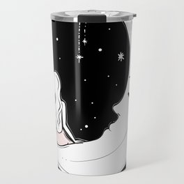 Moonlight Meditation Travel Mug