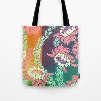 sunrise Tote Bags featuring Sunrise by Vikki Salmela