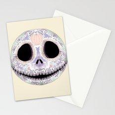 Sugar Skellington 2.0 Stationery Cards