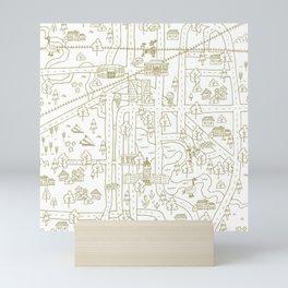 Experience Regina Mini Art Print
