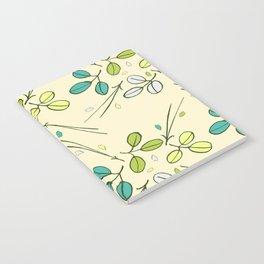 Spring spirit Notebook