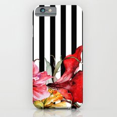FLORA BOTANICA | stripes Slim Case iPhone 6