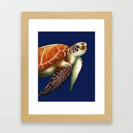 Return to Sea Framed Art Print