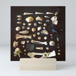 Knolling I Mini Art Print