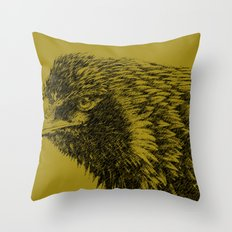 eagle eagle Throw Pillow
