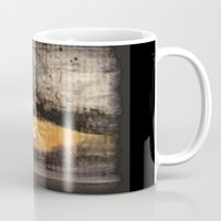 imagerybydianna Mugs featuring amber beads; sketch study by Imagery by dianna