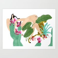 Lane Marinho Art Print