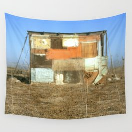 Double Exposure with Rauschenberg in Mind, 2007 Wall Tapestry